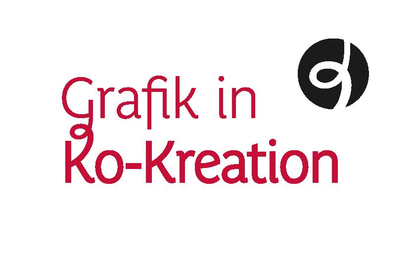Logo Grafik in Ko-Kreation